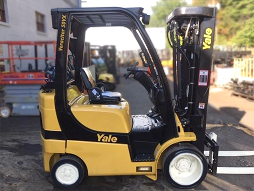 Similar Used Equipment - 2017 Yale GLC050VXN