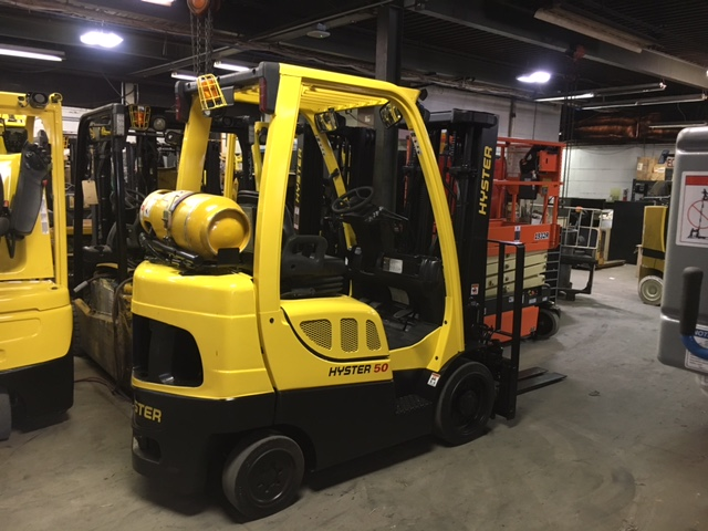 Similar Used Equipment - 2012 Hyster S50FT