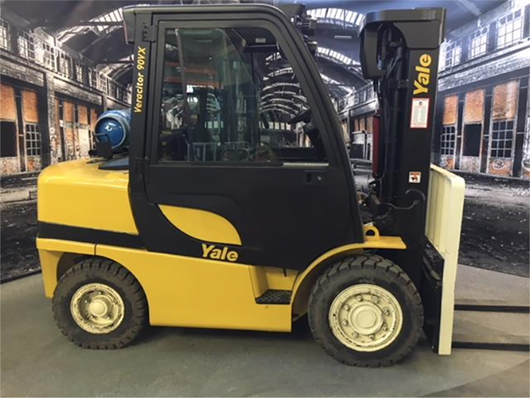 Similar Used Equipment - 2009 Yale GLP090VXN