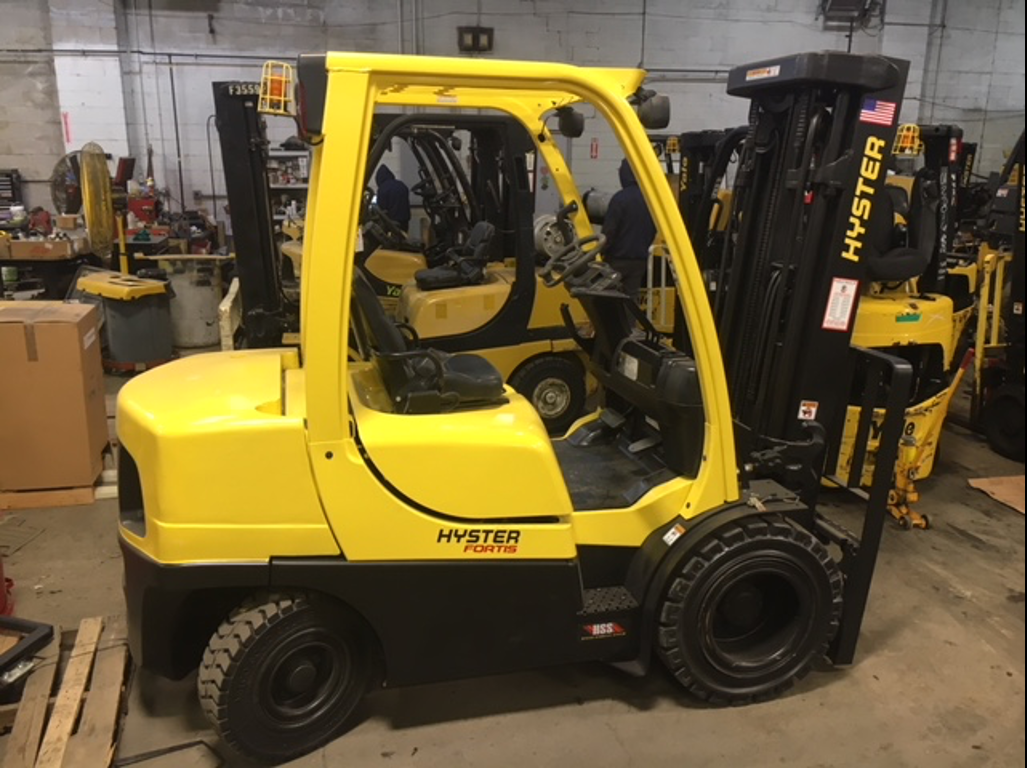 Similar Used Equipment - 2016 Hyster H60FT