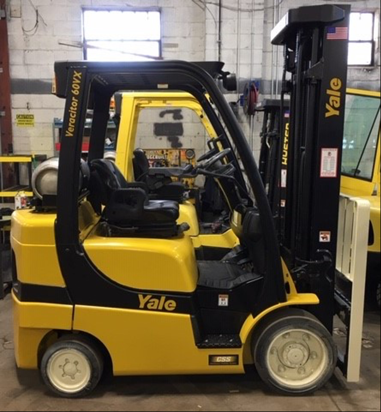 Similar Used Equipment - 2014 Yale GLC060VXNLAE098