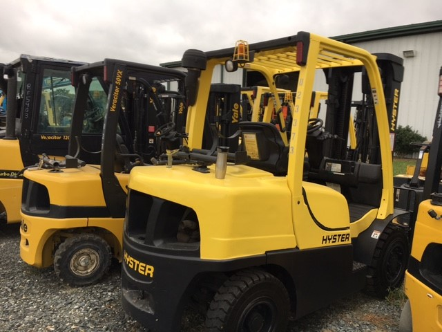 2011 Hyster H80FT Image