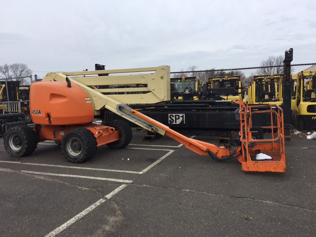 Similar Used Equipment - 2015 JLG 450ASII