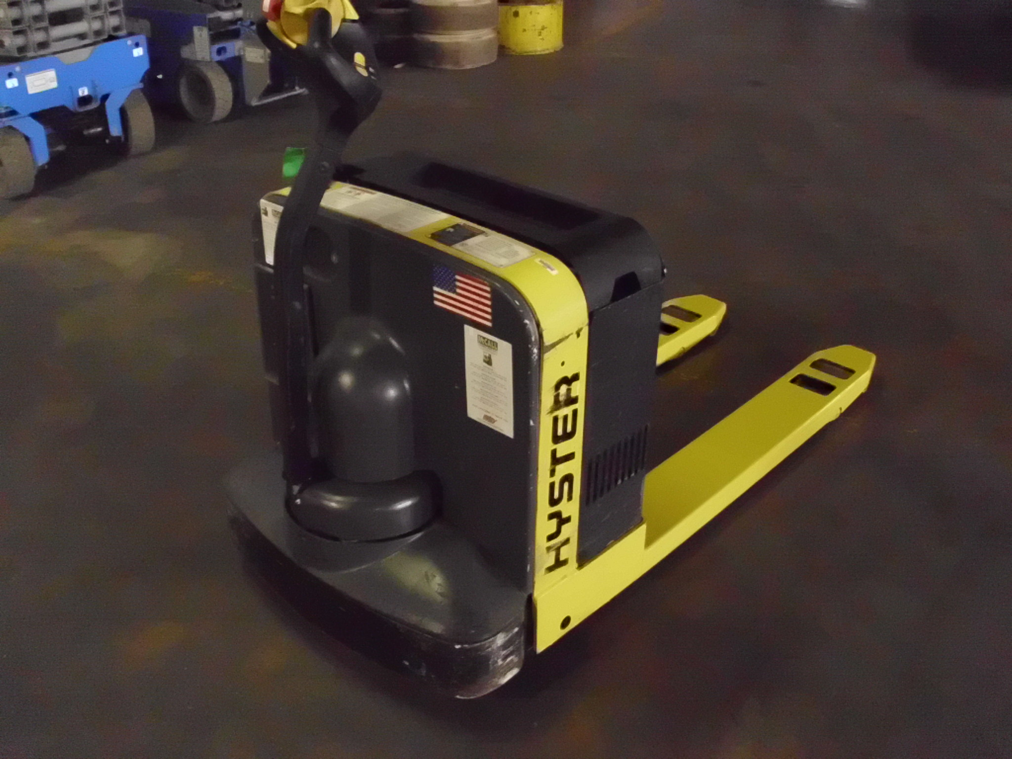 Similar Used Equipment - 2006 Hyster W40Z