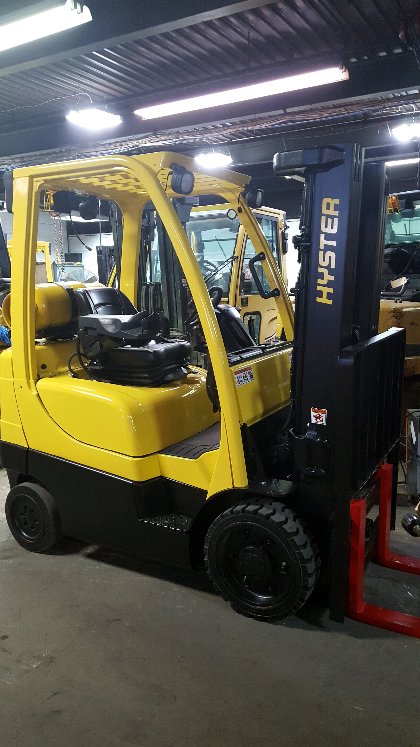 Similar Used Equipment - 2013 Hyster S50FT