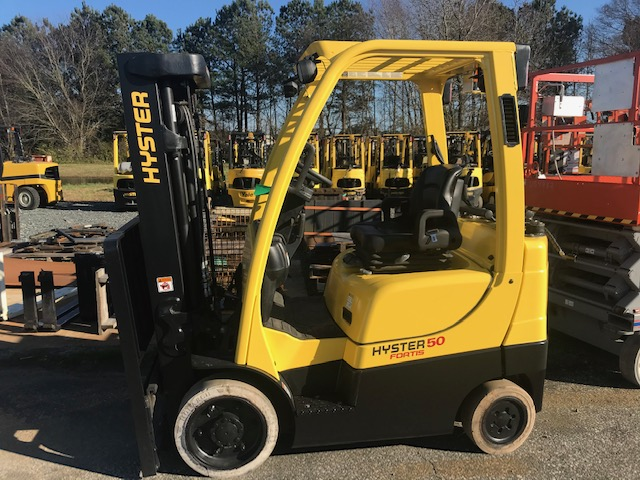 Similar Used Equipment - 2016 Hyster S50FT