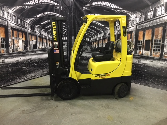 Similar Used Equipment - 2007 Hyster S50FT