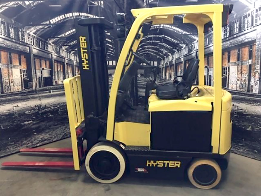 Similar Used Equipment - 2013 Hyster E50XN