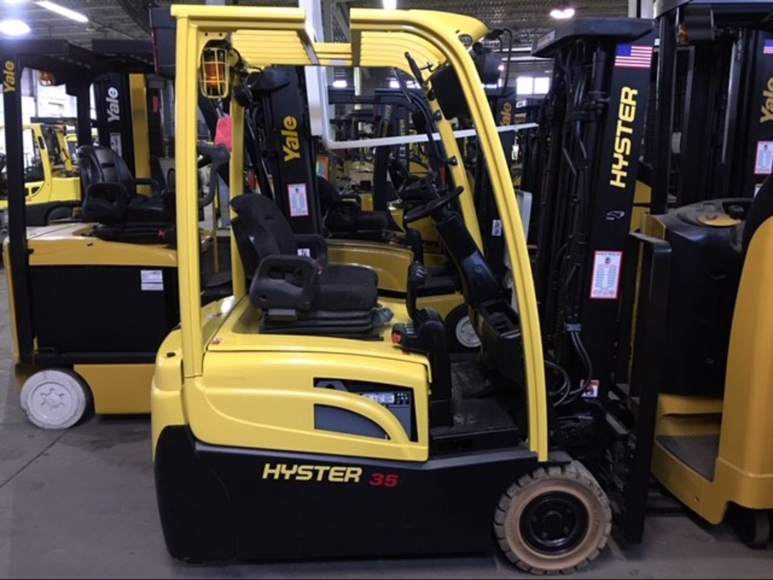 Similar Used Equipment - 2016 Hyster J35XNT