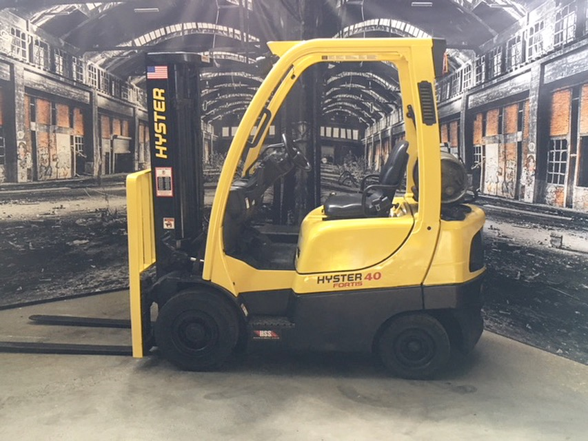 2015 Hyster H40FTS Image