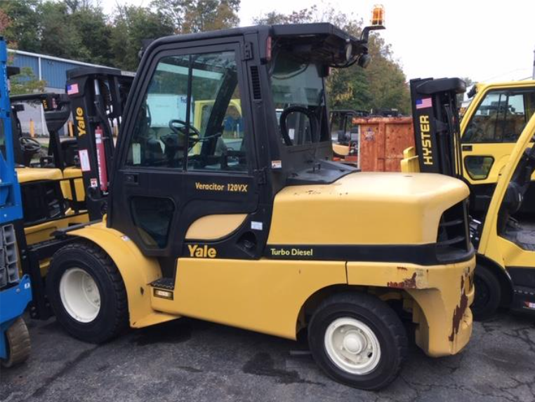 Similar Used Equipment - 2015 Yale GDP120VXNKHV088