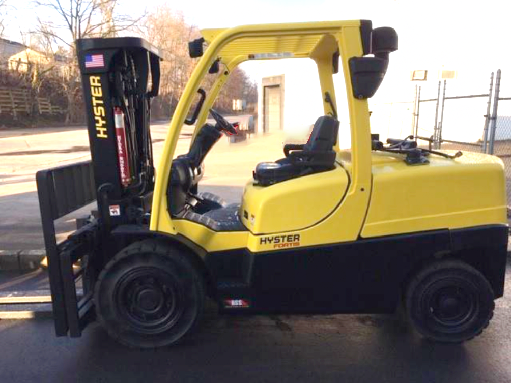 Similar Used Equipment - 2014 Hyster H110FT