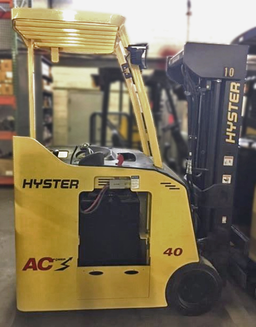 Similar Used Equipment - 2015 Hyster E40HSD