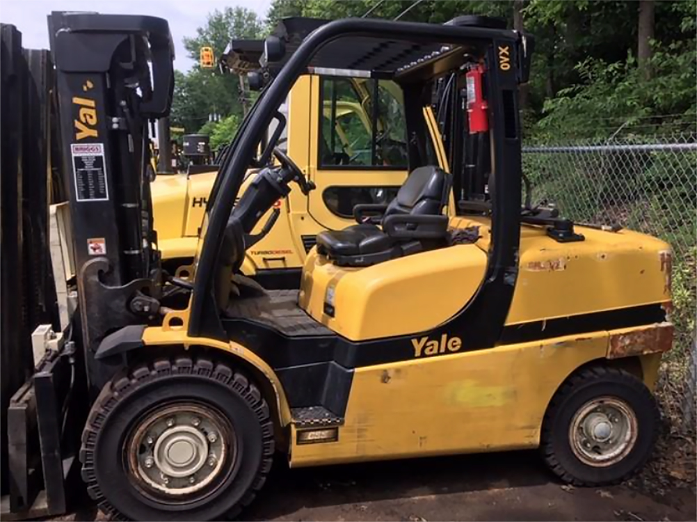 Similar Used Equipment - 2015 Yale GLP110VXNGGE088