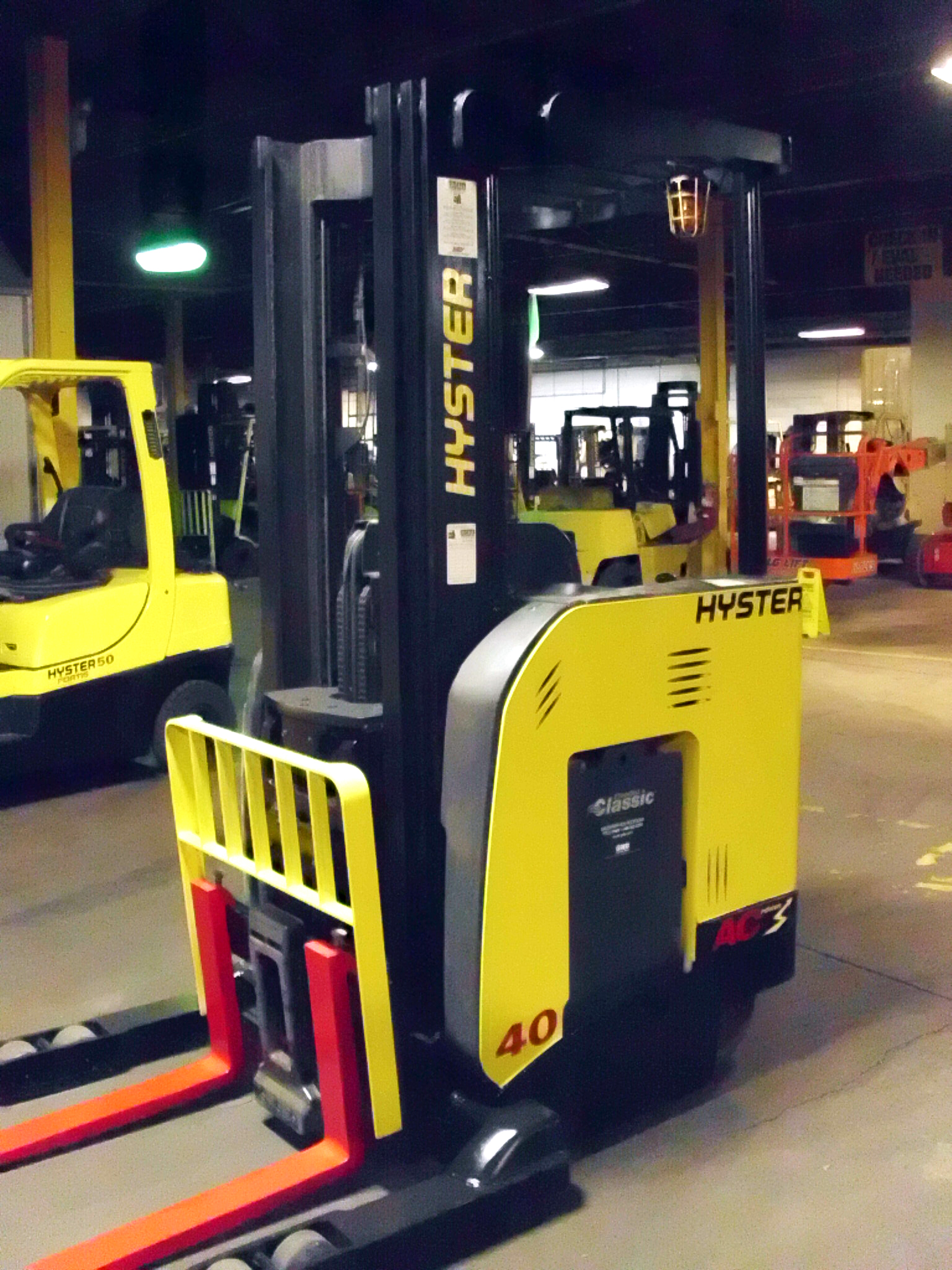 Similar Used Equipment - 2009 Hyster N40ZRS