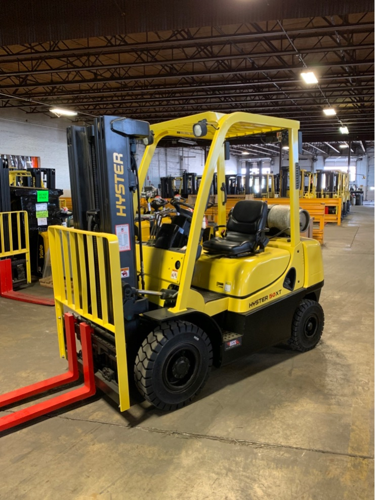 Similar Used Equipment - 2016 Hyster H50XT