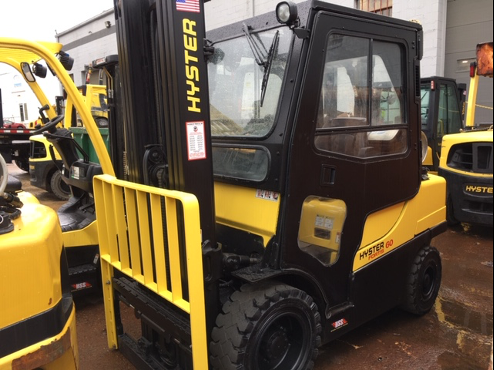 Similar Used Equipment - 2013 Hyster H60FT