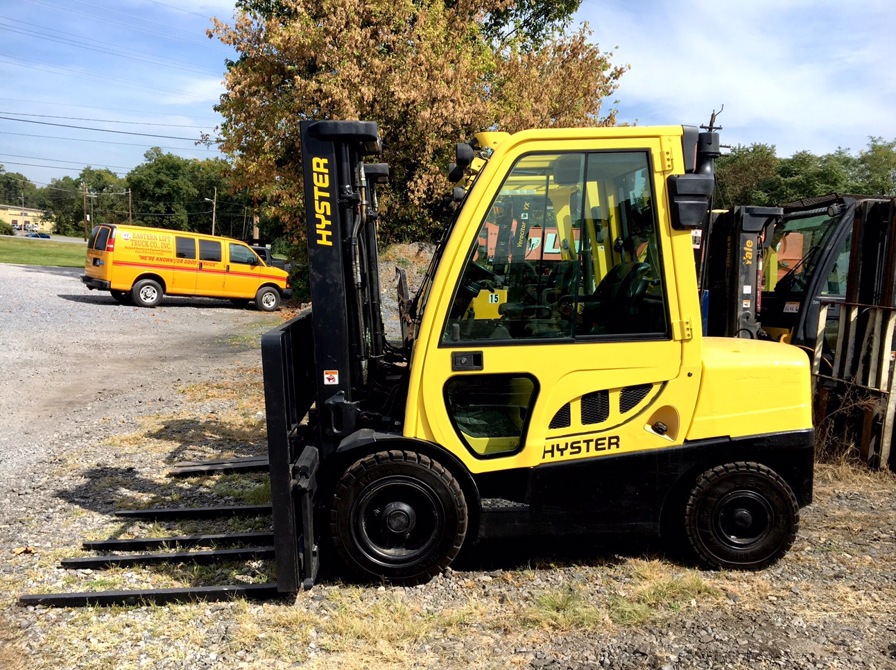 2011 Hyster H70FT Image