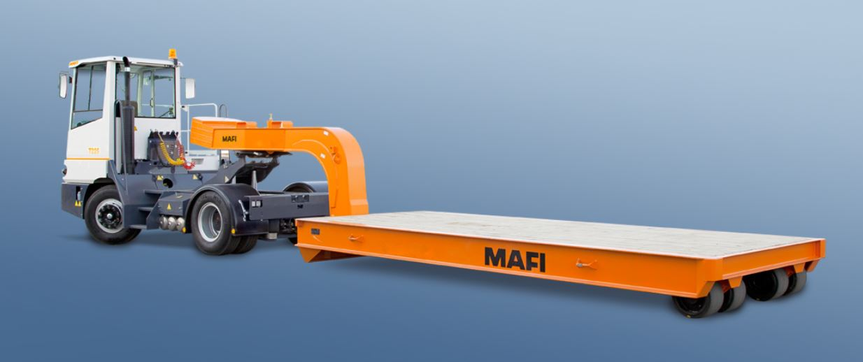 New Mafi Cargo Roll Trailers Eastern Lift Truck Co Inc