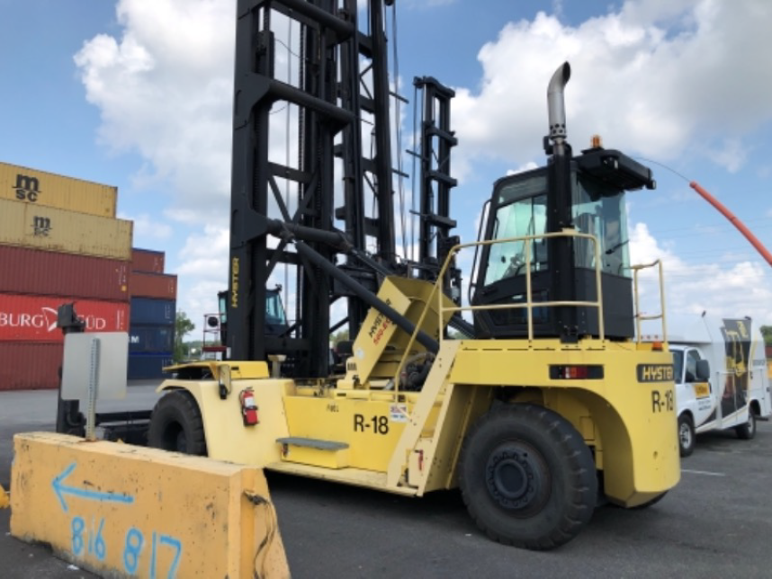 Similar Used Equipment - 2015 Hyster H500HD-EC
