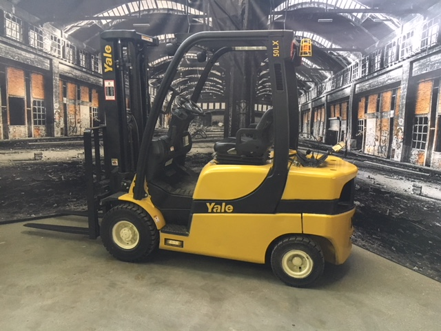 Similar Used Equipment - 2014 Yale GLP050LX