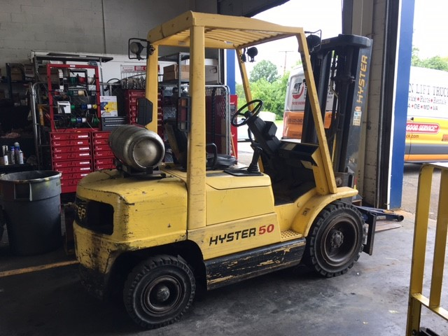 Similar Used Equipment - 2004 Hyster H50XM