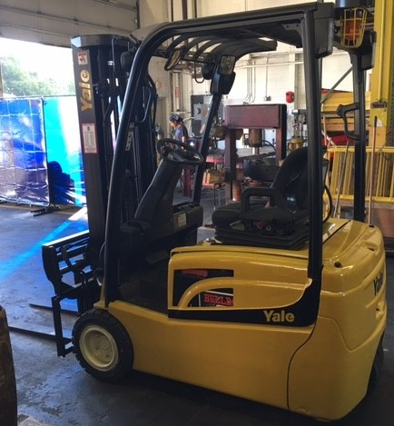 Similar Used Equipment - 2012 Yale ERP040VT