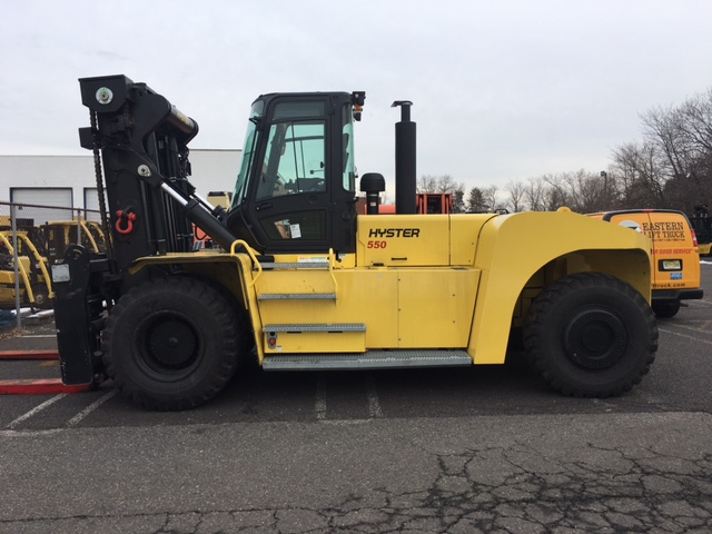 Similar Used Equipment - 2015 Hyster H550HD