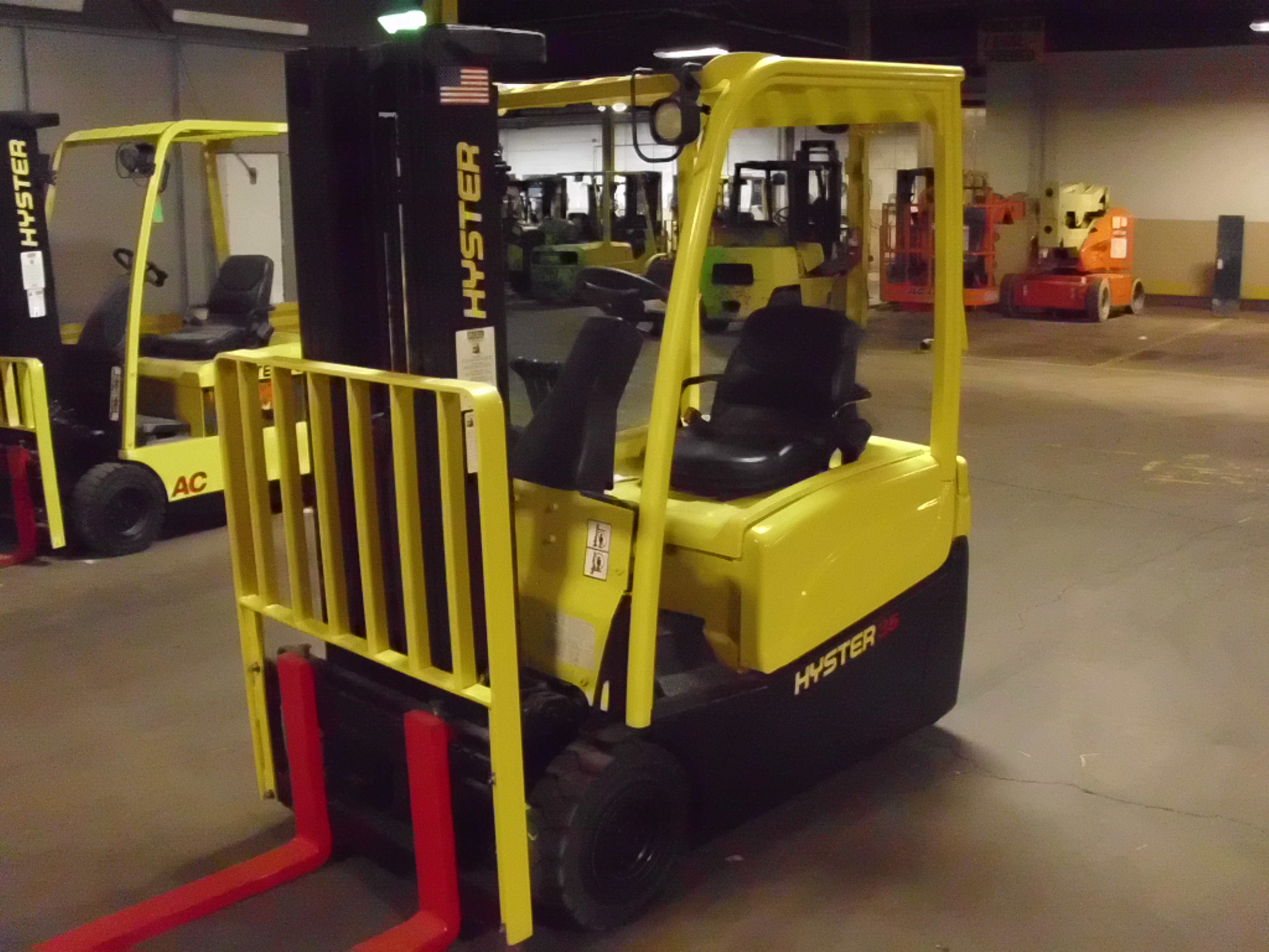Similar Used Equipment - 2014 Hyster J35XNT