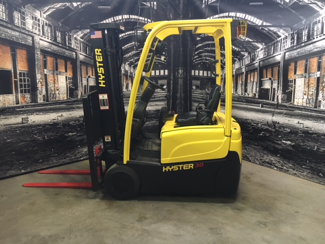 Similar Used Equipment - 2012 Hyster J30XNT