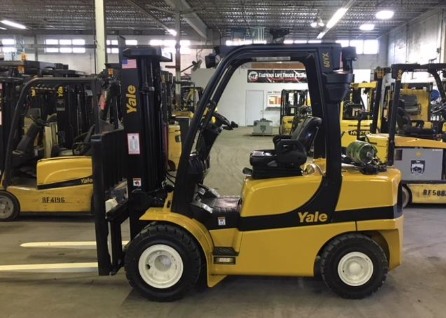 Similar Used Equipment - 2012 Yale GLP060VXNGRE087