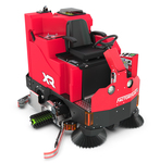 Ride-On Floor Sweeper-Scrubbers