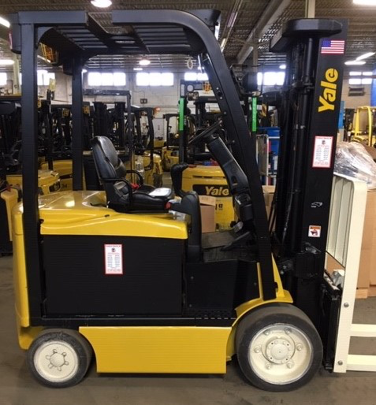 Similar Used Equipment - 2012 Yale ERC060VGN48TE088