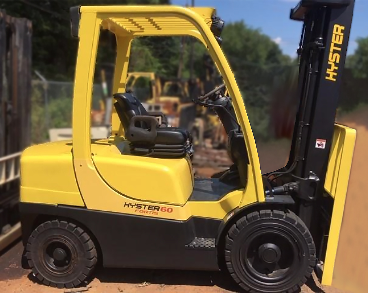 Similar Used Equipment - 2012 Hyster H60FT