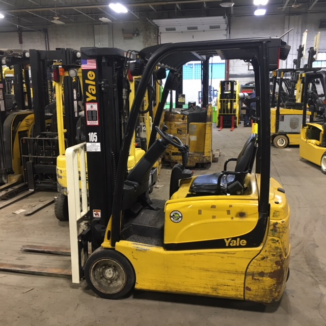 Similar Used Equipment - 2015 Yale ERP030VTN36TE082