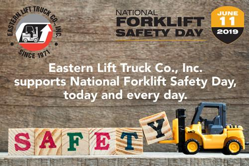 About Us | Eastern Lift Truck Co , Inc  | Forklift Specialists