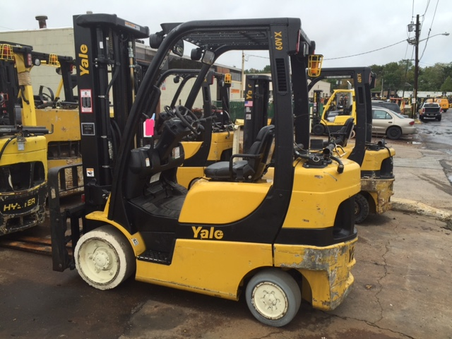 Similar Used Equipment - 2011 Yale GLC060VXNVSE088