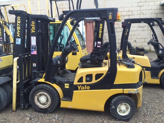 Similar Used Equipment - 2010 Yale GLP050VXNVSE084
