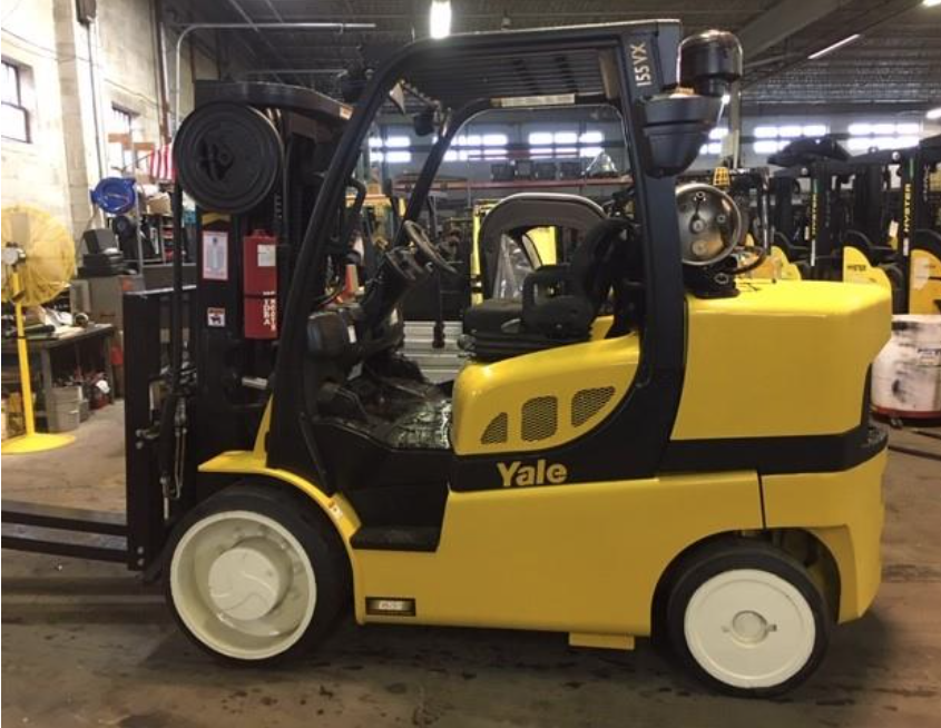 Similar Used Equipment - 2012 Yale GLC155VXNGJE088