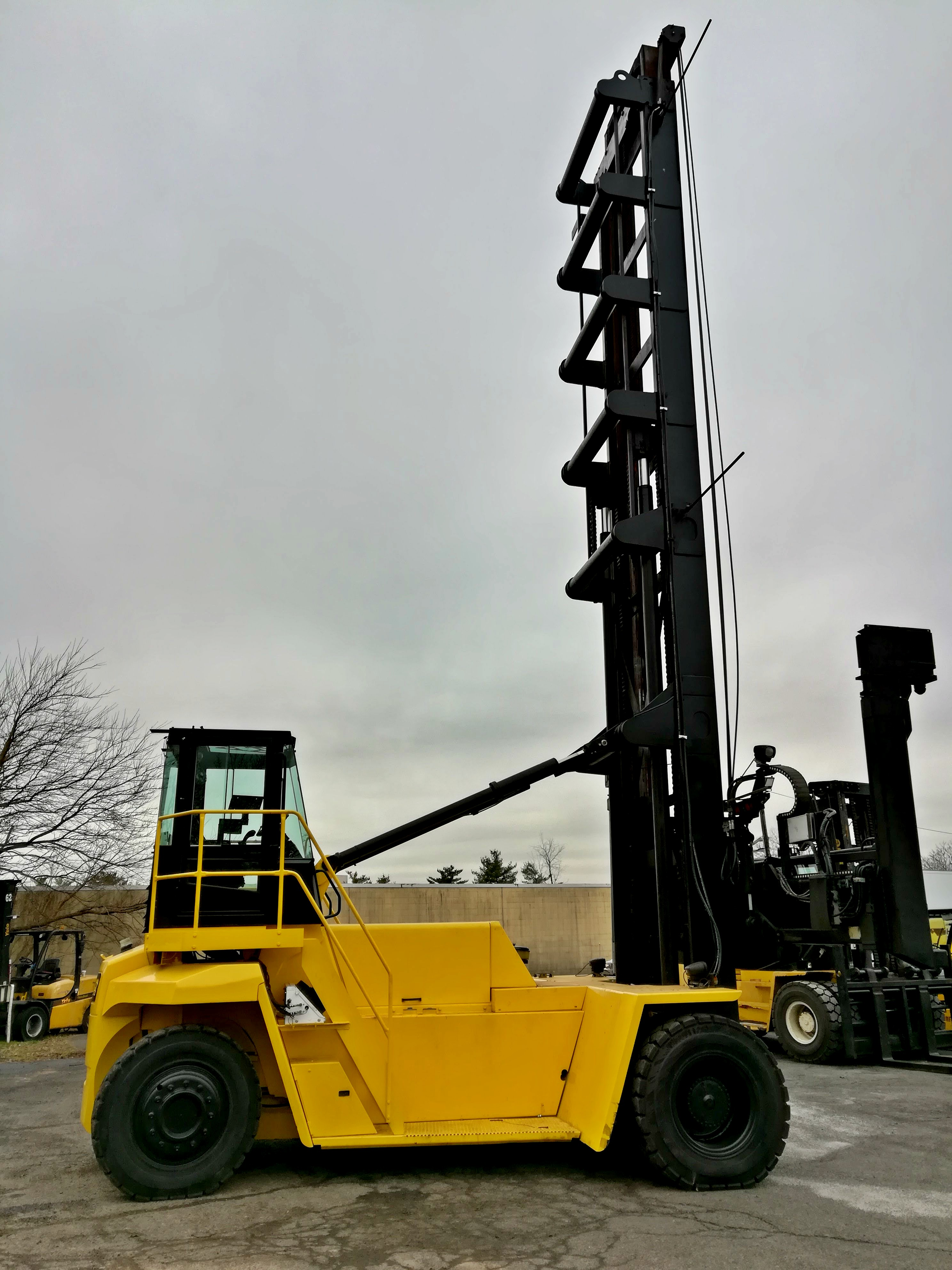 Similar Used Equipment - 2006 Hyster H450H-EC6