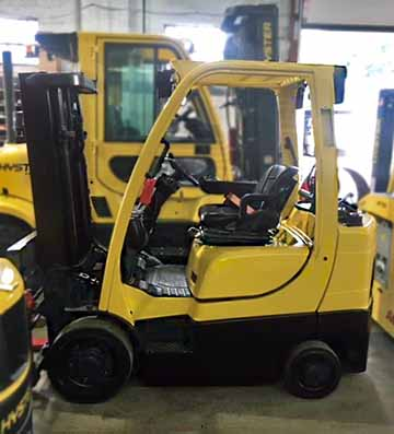 Similar Used Equipment - 2012 Hyster S60FT