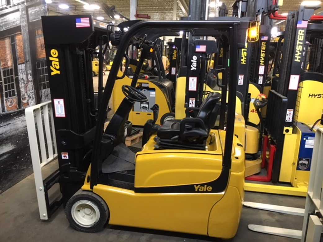 Similar Used Equipment - 2016 Yale ERP040VTN48TQ084