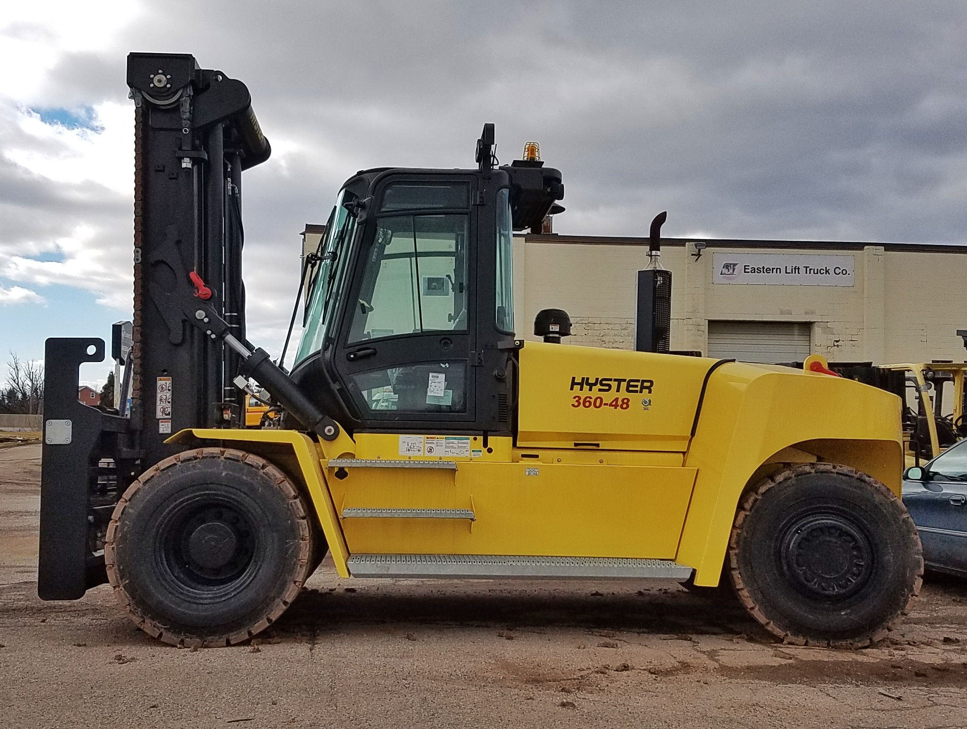 Similar Used Equipment - 2016 Hyster H360-48HD