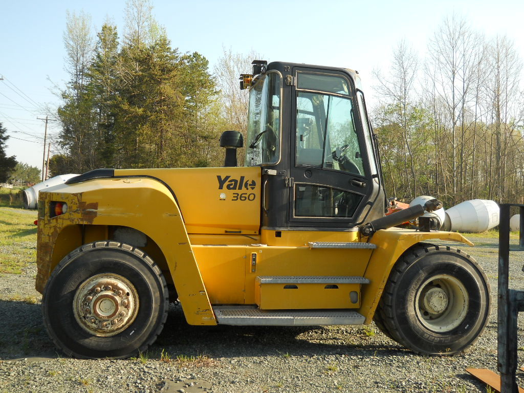 Similar Used Equipment - 2017 Yale GDP360ECECDV192