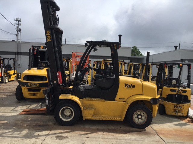 Similar Used Equipment - 2012 Yale GLP155VX