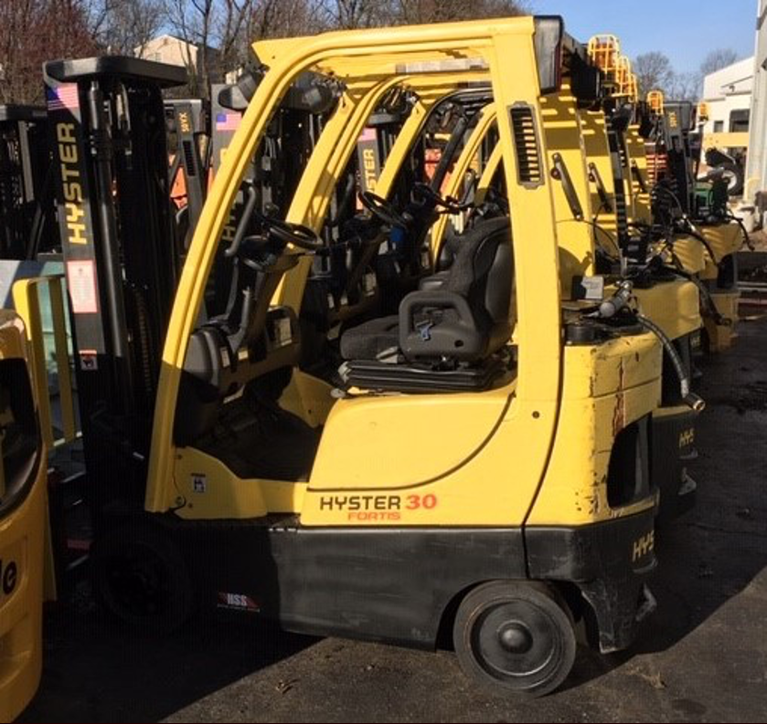 Similar Used Equipment - 2015 Hyster S30FT