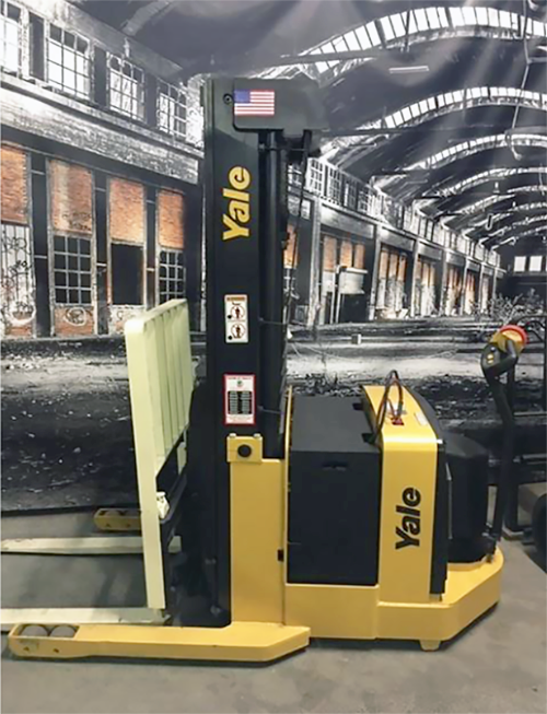 Similar Used Equipment - 2014 Yale MRW030