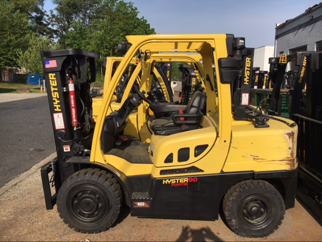 Similar Used Equipment - 2016 Hyster H90FT