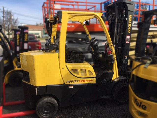 Similar Used Equipment - 2014 Hyster S120FTPRS