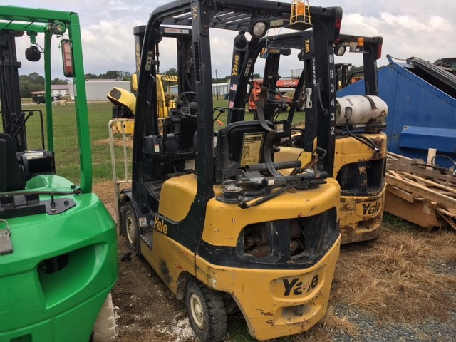 Similar Used Equipment - 2006 Yale GLP030VX